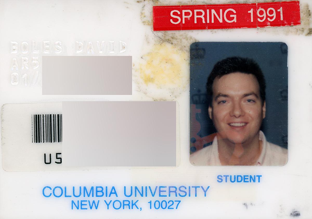 Columbia Univeristy ID 1991