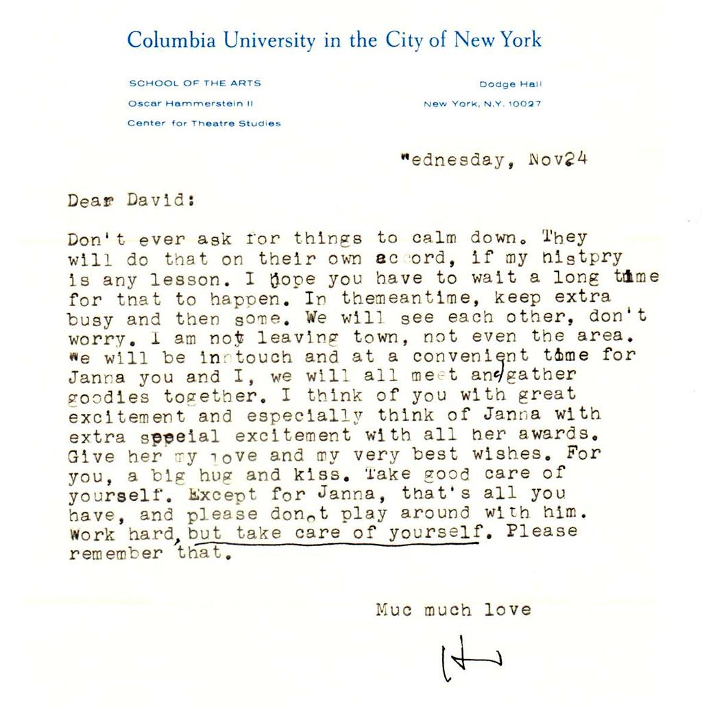 Columbia Univeristy