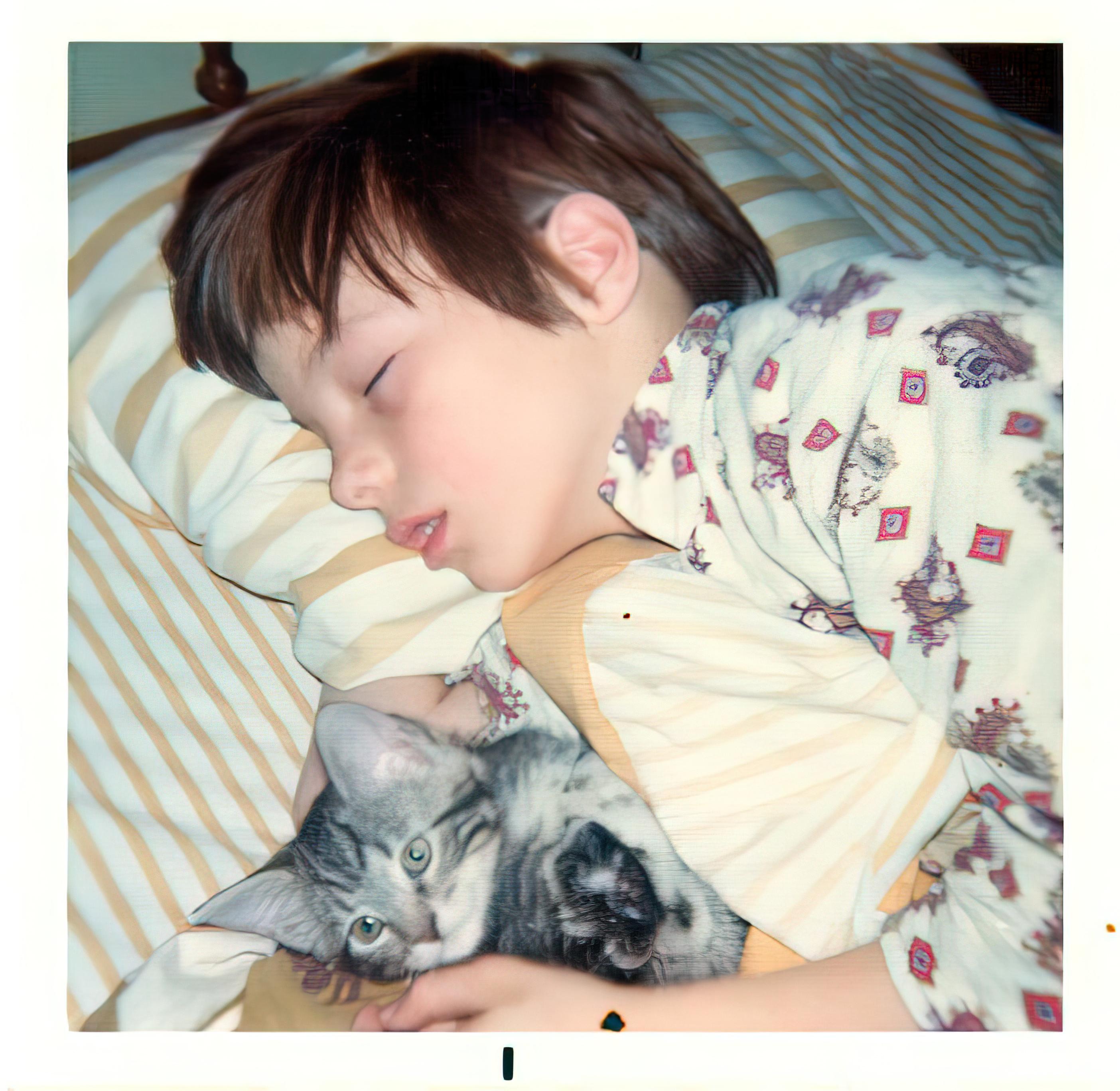David Boles as Sleeping Beauty
