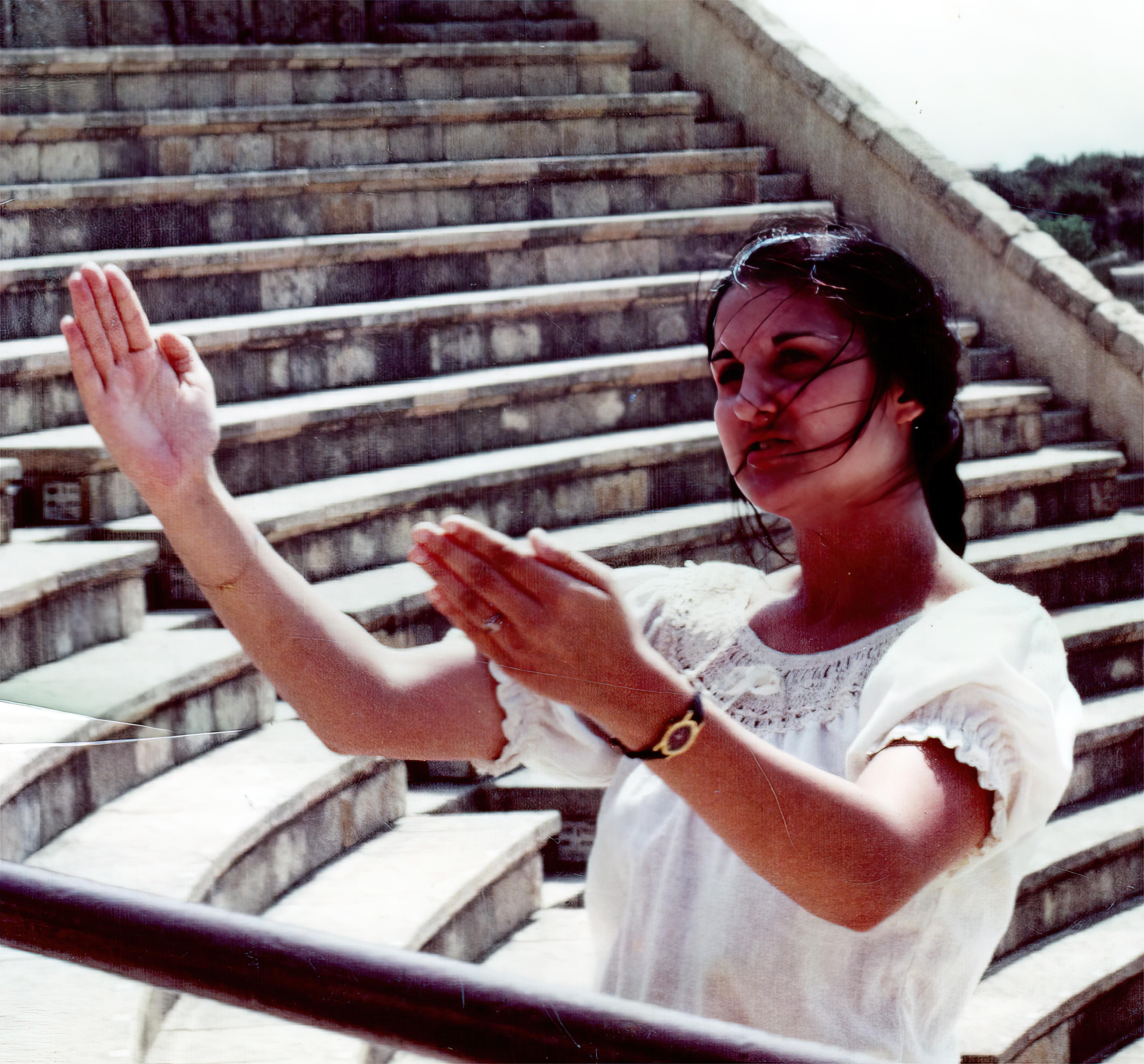 Janna Swenie, Singing in Israel