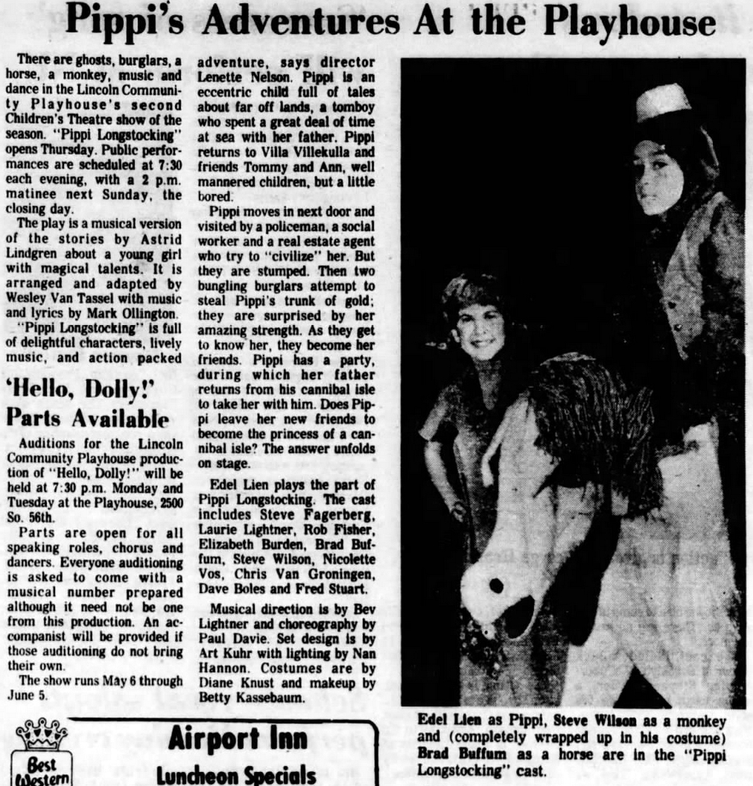Newspaper Clippings 1971-1977