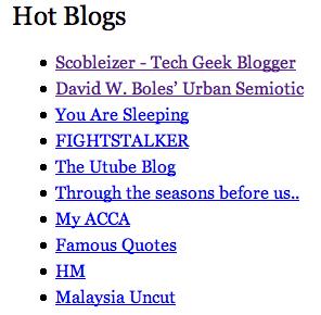 Lindsay Lohan Makes This Blog Hot!