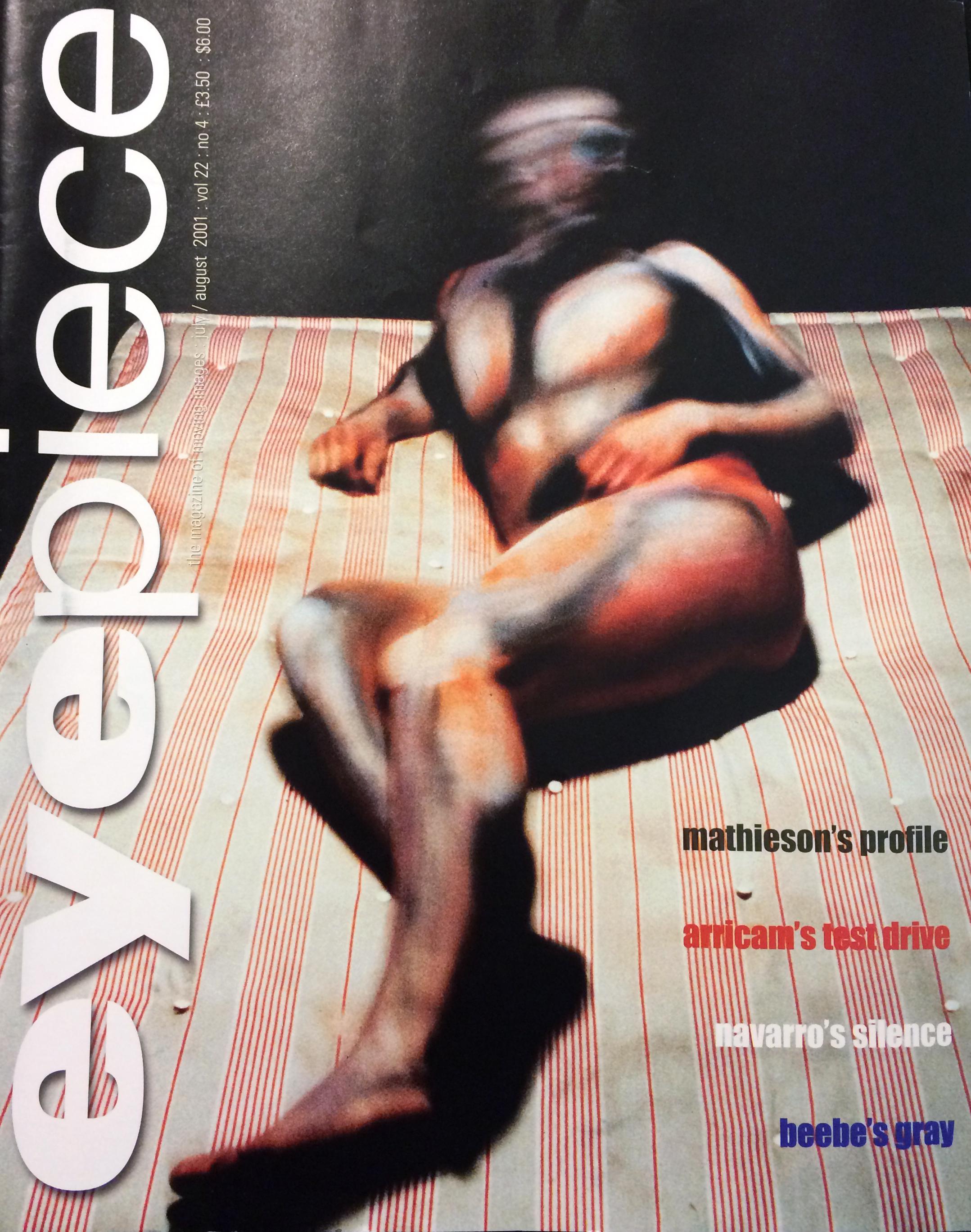 eyepiece magazine