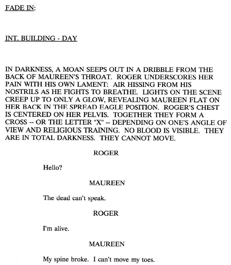 Quake Script